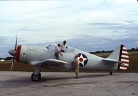 N50MQ @ OKC - Aerospace America Airshow 1990, Oklahoma City - by afcrna