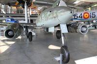 500071 @ EDNX - Landed in Switzerland in 1945, returned to Germany in 1957. In Deutsches Museum Flugwerft Schleissheim, near Munich. - by olivier Cortot