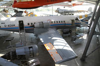 D-ADAM @ EDNX - Now in  the Deutsches Museum Flugwerft Schleissheim, near Munich. - by olivier Cortot
