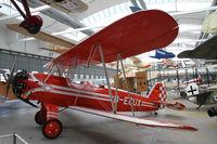D-ECUX @ EDNX - In Deutsches Museum Flugwerft Schleissheim, near Munich. - by olivier Cortot