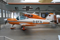 D-EFJL @ EDNX - In Deutsches Museum Flugwerft Schleissheim, near Munich. - by olivier Cortot