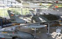 KE-105 @ EDNX - Looks like new. In Deutsches Museum Flugwerft Schleissheim, near Munich. - by olivier Cortot