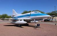 N401FS @ DMA - NASA A-4C