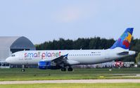 LY-SPG @ EGCC - At Manchester - by Guitarist