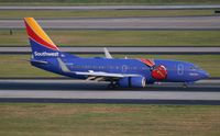 N409WN @ ATL - Southwest Triple Crown