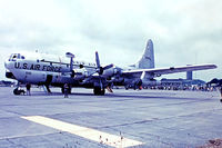 52-2630 @ EGVI - 52-2630   Boeing KC-97L Stratofreighter [16661] (United States Air Force) RAF Greenham Common~G 07/07/1974. From a slide. - by Ray Barber
