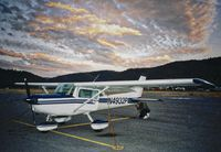N4932P @ 2O1 - Cessna at Quincy California. - by Clayton Eddy