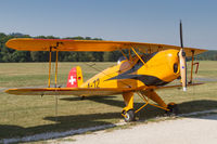 D-EWGR @ EDST - On the flight line at Hahnweide - by alanh