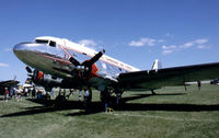 N12907 @ KOSH - At Air Adventure 1993 Oshkosh. - by kenvidkid