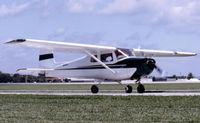 N1187Y @ KOSH - At Air Adventure 1993 Oshkosh. - by kenvidkid