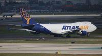 N412MC @ MIA - Atlas Air