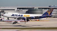 N415MC @ MIA - Atlas Air