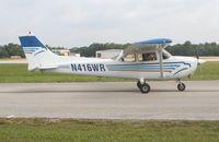 N416WR @ LAL - Cessna 172S