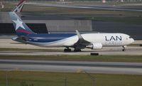 N418LA @ MIA - LAN Cargo