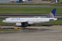 N418UA @ TPA - United