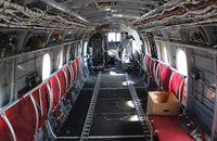 N419WL @ TIX - Dept of State CH-46