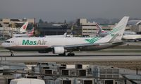 N420LA @ LAX - MAS Air