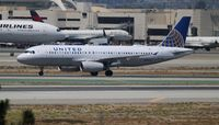 N426UA @ LAX - United