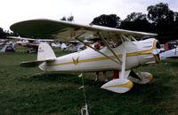 N13576 @ KOSH - At Air Adventure 1993 Oshkosh. - by kenvidkid