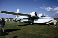 N100BR @ KOSH - At Air Adventure 1993 Oshkosh. - by kenvidkid