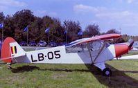 LB-05 @ EBST - Air cadets.