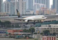 N458UP @ MIA - UPS 757-200