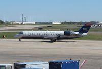 N459AW @ CLT - US Airways