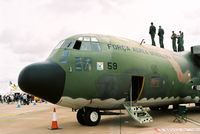 2459 @ EGVA - On static display at RIAT 2007. - by kenvidkid