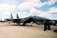 01-2001 @ EGVA - On static display at RIAT 2007. - by kenvidkid