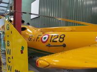 MM81205 - At Weston SM heli museum - by magnaman