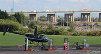G-FCUM @ EGCB - At the City Airport Manchester,  Barton EGCB - by Clive Pattle