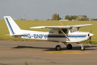 G-BNPY @ EGSH - Nice Visitor. - by keithnewsome
