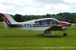 G-FTIL @ EGTH - A Gathering of Moths fly-in at Old Warden - by Chris Hall