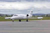 VH-JCX @ YSWG - Jet City (VH-JCX) Learjet 36A taxiing at Wagga Wagga Airport. - by YSWG-photography