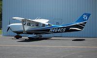 N464CS @ ORL - Cessna T206H
