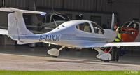 G-DAKM - DA40 - Not Available