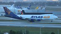 N477MC @ MIA - Atlas Air