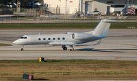 N483CM @ FLL - Gulfstream 450
