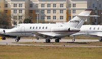N499PA @ DAB - Hawker 800XP