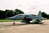 4009 @ EGVA - On static display at 2007 RIAT. - by kenvidkid
