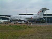 VH-XNG @ YBBN - VH-XNG   Fokker F-28-1000 Fellowship [11038] (Aviation Australia) Brisbane Int'l~VH 23/09/2004 - by Ray Barber