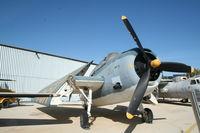 69355 @ LLHB - Grumman TBF Avenger at the Israeli Air Force Museum at Hatzerim, near Beersheva, Israel. - by Paul T. Lynch