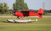 N19498 @ KOSH - Cessna C-165