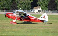 C-GPXX @ KOSH - Piper PA-20-135 - by Mark Pasqualino