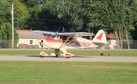 N2390P @ KOSH - Piper PA-22-150