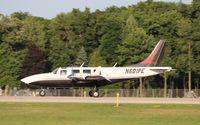 N601PE @ KOSH - Aerostar 601P