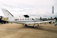 160 @ EGVA - On static display at 2007 RIAT. - by kenvidkid