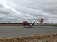 VH-KAN - VH-KAN BuNo 140016 T-28B Jandakot Airport, Perth, Western Australia - by Chris Robinson