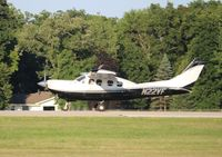 N22VF @ KOSH - Cessna P210N