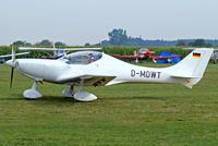 D-MDWT @ EDMT - Aerospool WT-9 Dynamic [DY069/2004] Tannheim~D 23/08/2013 - by Ray Barber